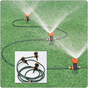 How to Install a Sprinkler System - Installing an Underground Sprinkler